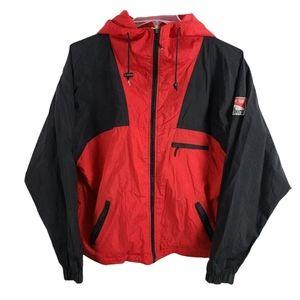 Marlboro Adventure Team Windbreaker Jacket Red